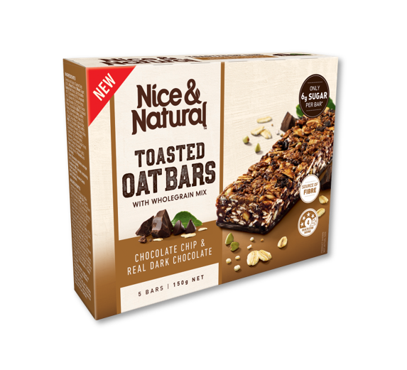 Chocolate Chip & Real Dark Chocolate product image