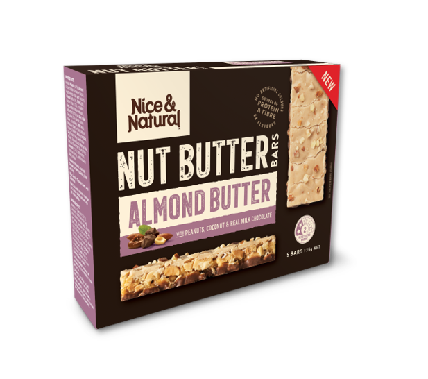 Almond Butter with Peanuts, Coconut & Real Milk Chocolate product image