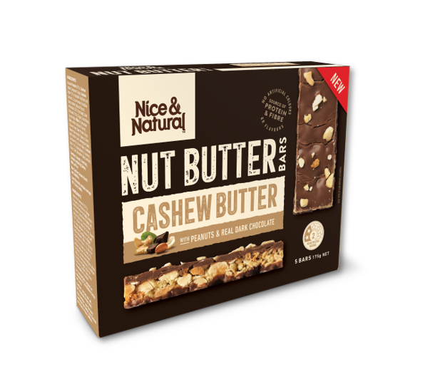 Cashew Butter with Peanuts & Real Dark Chocolate product image